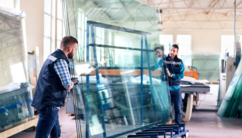 Commercial Glass Installation