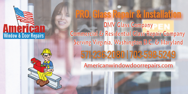 Glass Repair Virginia
